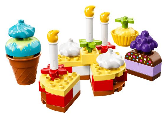 Lego Duplo 10862 La Mia Prima Festa