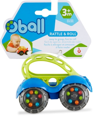 Oball Oball Auto Rattle & Roll
