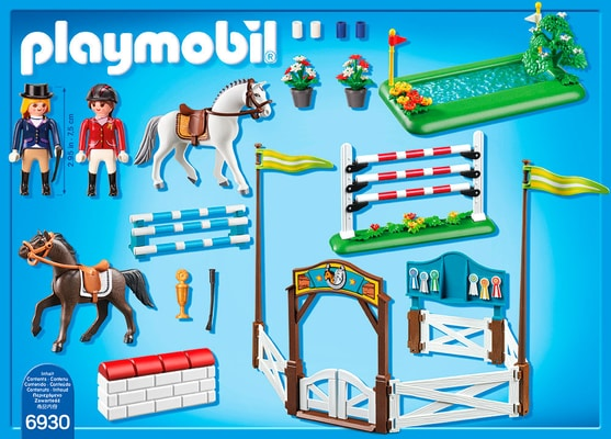 Playmobil Country Gara di equitazione 6930