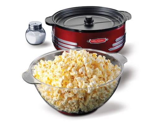 FC 150 rouge Machine à popcorn