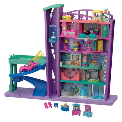 Le Centre Commercial Polly Pocket
