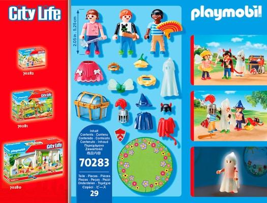 PLAYMOBIL® Baule d. travestimen 70283