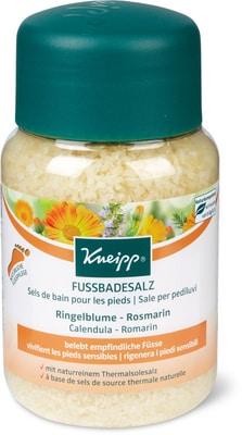 Kneipp Fussbadekristalle Ringelblume-Orangenöl