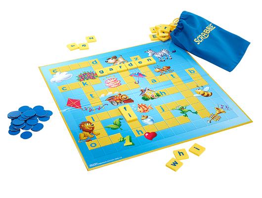 Scrabble Junior (D)
