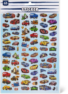 Stickers 65 Stück