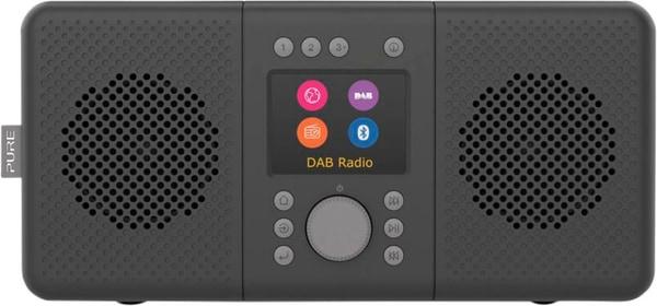 Pure Elan Connect+ - Charcoal Internet-/DAB+-Radio