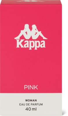 Kappa Women Pink EdP