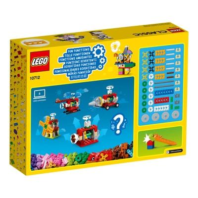 Lego Classic 10712 Mattoncini E Ingra.