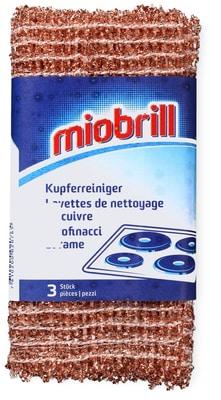 Miobrill Strofinacci di rame