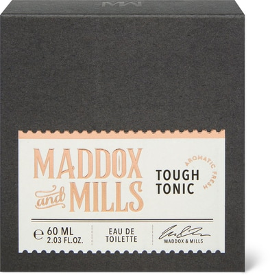 Maddox & Mills Tough Tonic EdT