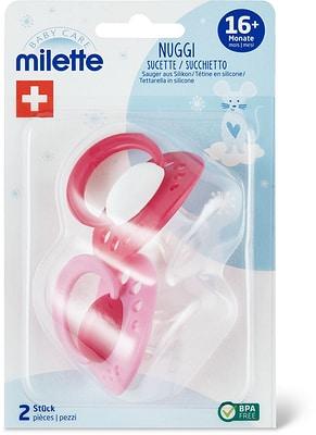 Milette Nuggi  2  Stück