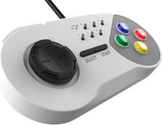 Subsonic SNES Controller - 3 m - Grau Controller