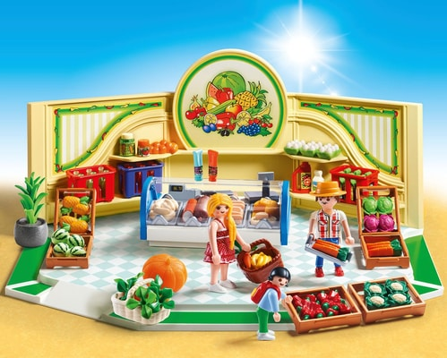 Playmobil Bioladen