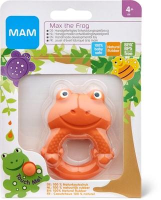 MAM MAM Rubber Beissring Max