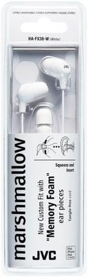 JVC HA-FX38-W - Bianco Cuffie In-Ear