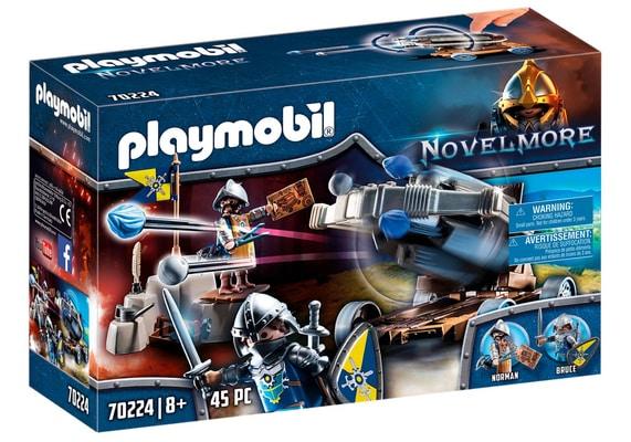Playmobil 70224 Novelmore Balliste