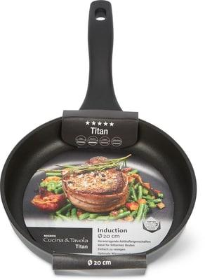 Cucina & Tavola Bratpfanne 20cm flat