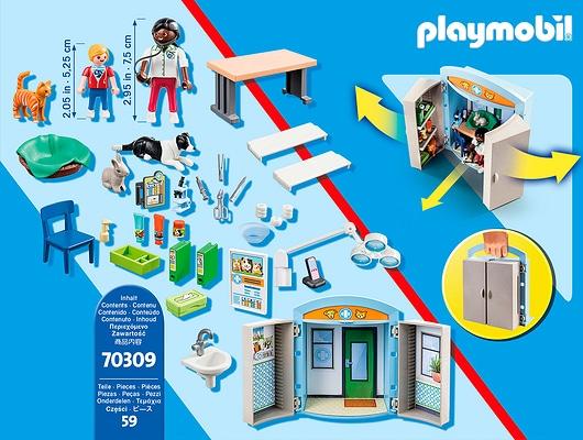 Coffre Vétérinaire 70309 Playmobil