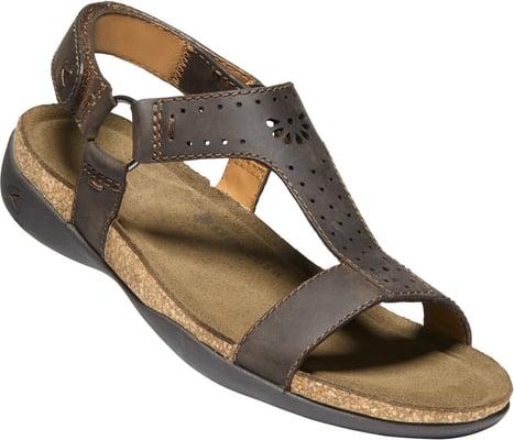 Keen Ana Kaci T-Strap Sandal Infradito da donna