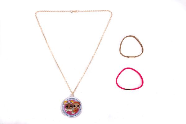 L.O.L. Surprise Tubes Jewellery Gioielleria