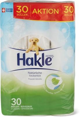 Papier toilette Hakle