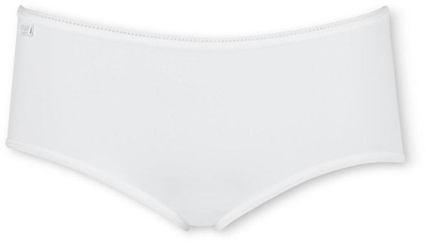 Sloggi Femme Slip Midi 24/7 Micorfibre blanc