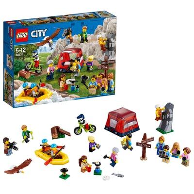 Lego City People Pack - Avventure all'aria aperta 60202
