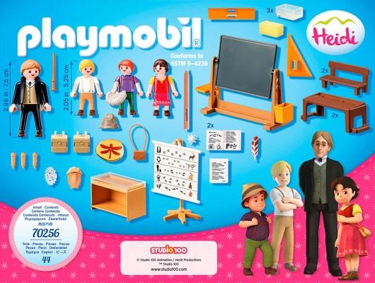 PLAYMOBIL® Schulunterricht 70256