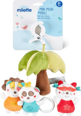 Milette Mini mobile musical