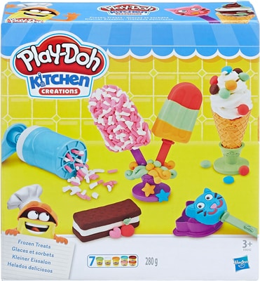 Play-Doh Ice Cream