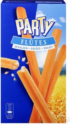 Party Flûtes salées