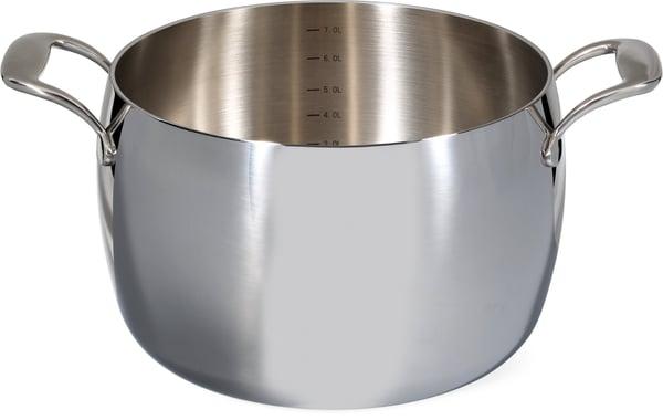 Cucina & Tavola DELUXE Kochtopf 24cm 7.0L