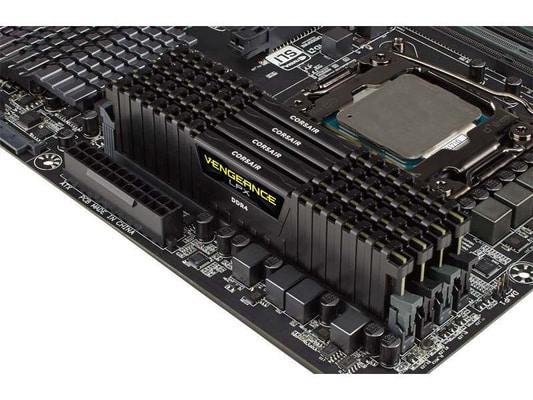 Corsair Vengeance LPX 64GB (4x 16GB, DDR4, 3200 MHz) Mémoire