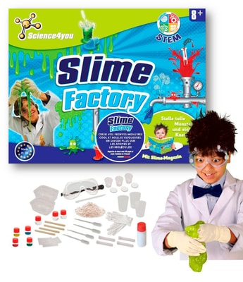 Science4you Slime-Factory Modelieren