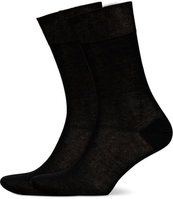 John Adams Herren Socken Mercerized 2er Pack