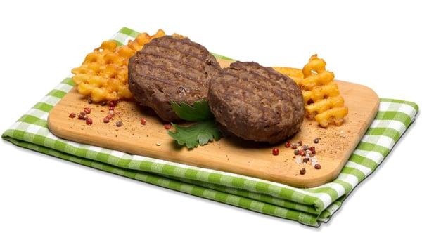 Bio Rindshamburger