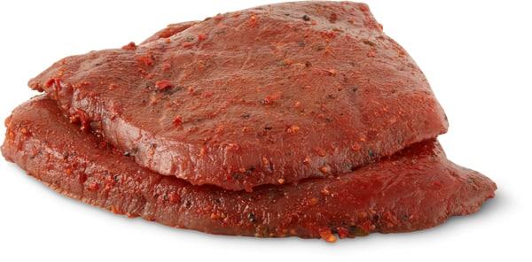 Steak de bœuf mariné, IP-SUISSE