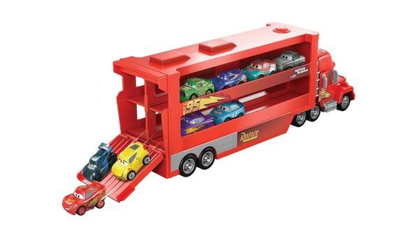 Mattel Disney Pixar Cars GNW33 Mini Racer Spielfahrzeug