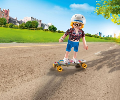 Playmobil Skateuse