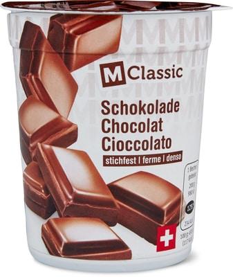 M-Classic Yogourt Chocolat ferme