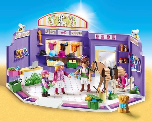 Playmobil Negozio di equitazione