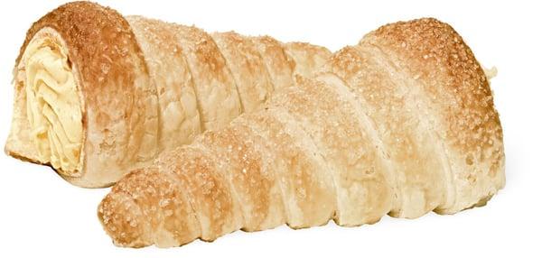 Cornets à la crème
