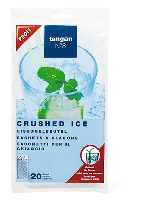 Tangan N°8 Crushed Ice Beutel