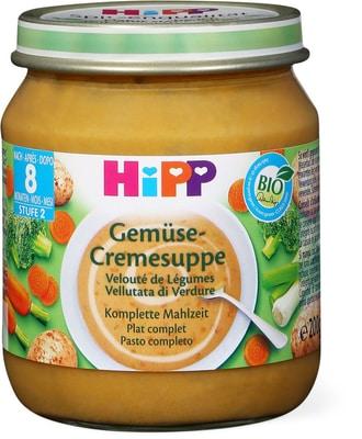 HiPP Gemüse-Cremesuppe