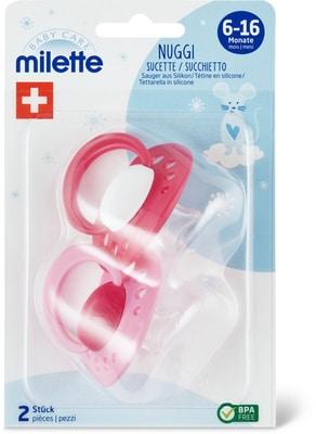 Milette Succhietto  2 pezzi