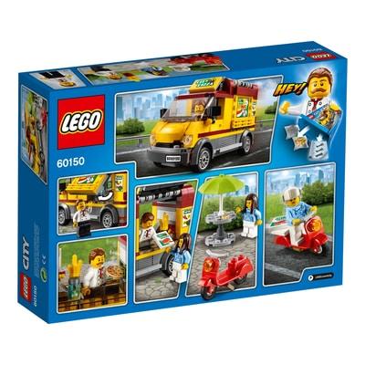 LEGO City Le camion pizza 60150