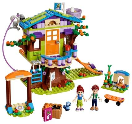 Lego Friends 41335 Cabane Dans L.Arbres