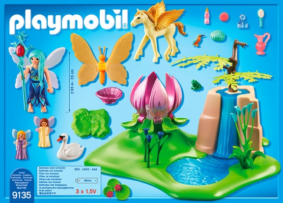 Playmobil Fairies Valle Magica 9135