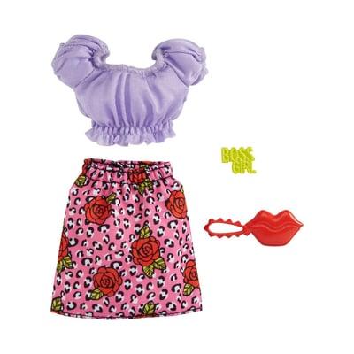 Barbie GWD96 Fashion Complete Loo Bambole accessori