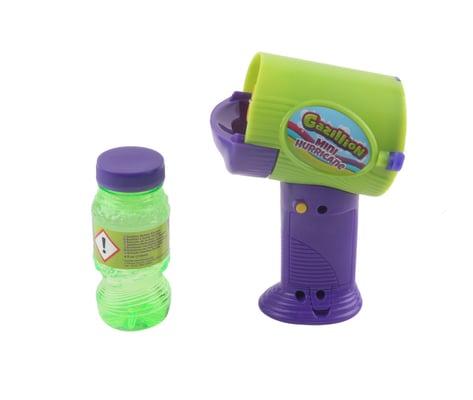 Gazillon 2 in 1 Bubble Machine Blaster